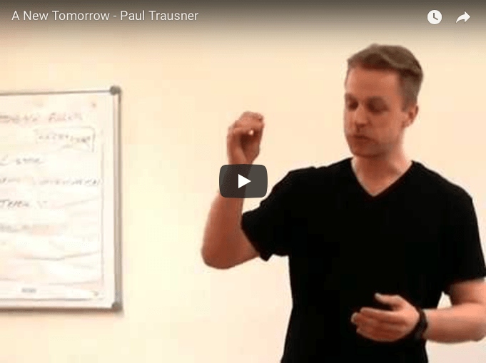 A New Tomorrow - Paul Trausner